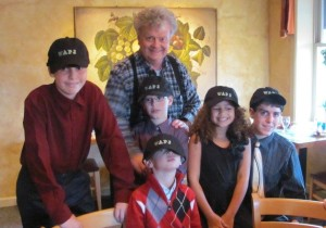 PJ and Kids
