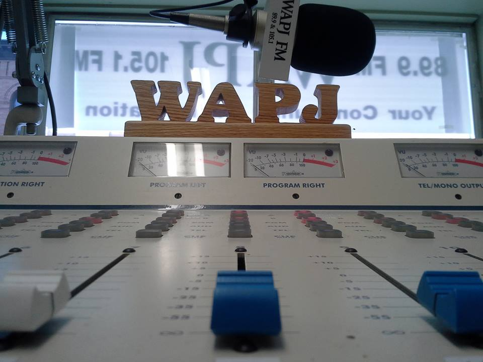 WAPJ Block Low Board